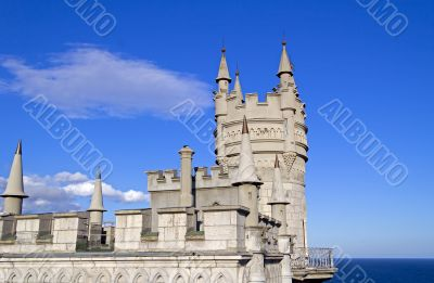The Swallow Nest castle
