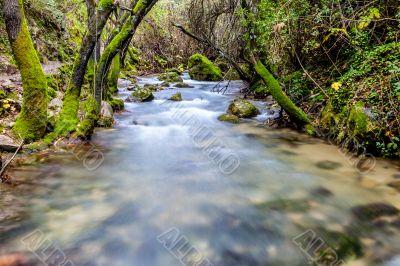 River Majaceite
