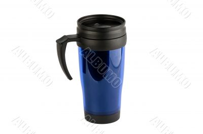 Thermocup blue