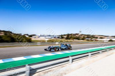 Mercedes AMG Petronas F1 Team, Lewis Hamilton,2013