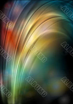 Abstract stylish backdrop