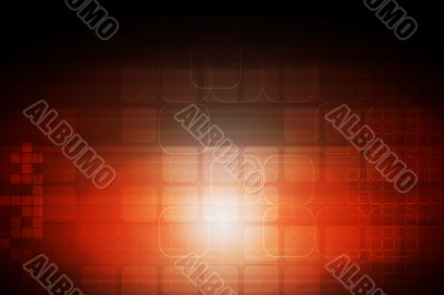 Abstract technical backdrop