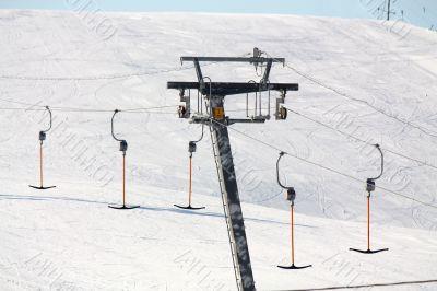 Technique for the ski slopes