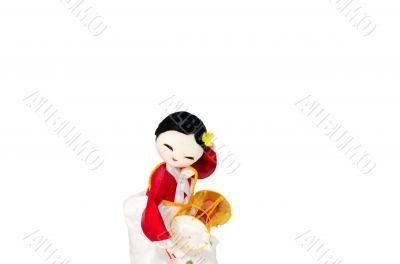 Isolate a Geisha