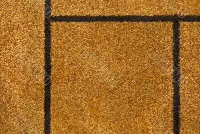 Carpet poil.