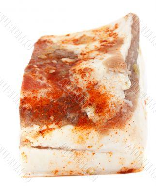salty bacon