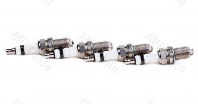 automobile spark plugs