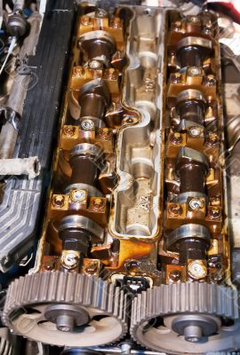 Machine Parts - Engine