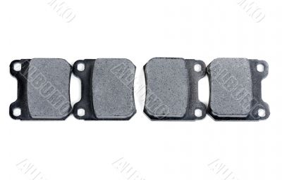 complete set of brake blocks