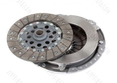 Spare parts forming clutch