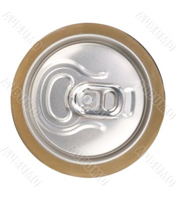Aluminium closed beer can