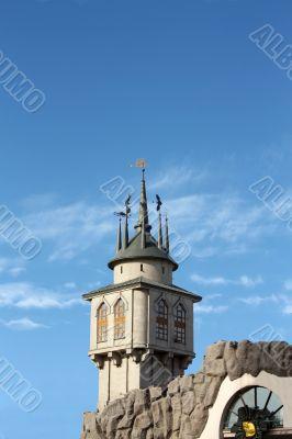 Vintage tower