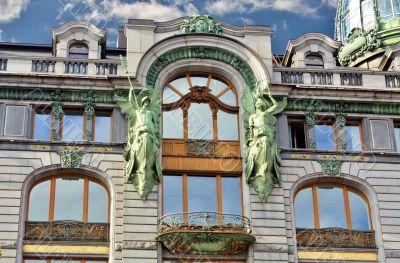 House of Singer in St. Petersburg