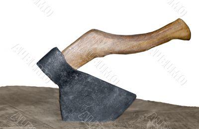 axe of the butcher
