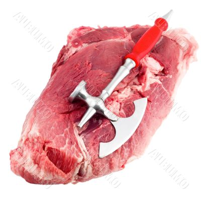 meat axe