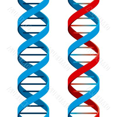 Seamless DNA Symbol
