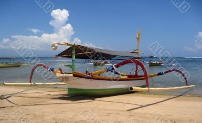 Indonesian Fishing boats