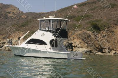 Crime Pays Yacht