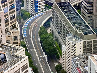 Tokyo Downtown Highway