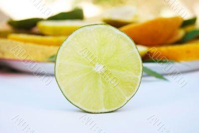 Lime Portion