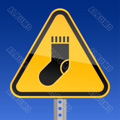 sign of sock