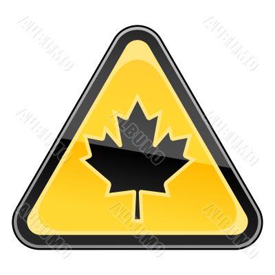 sign of the black leaf