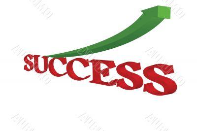 "Illustration ""Success"""