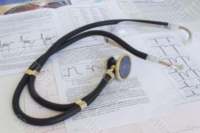 Stetofonendoskop and medical literature