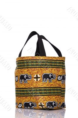 Ethnic handmade bag