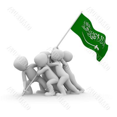 Saudi Arabia memorial