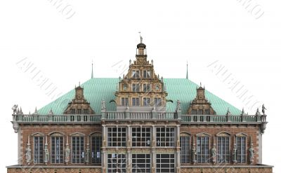 Bremen City Hall 12