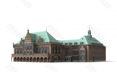 Bremen City Hall 3