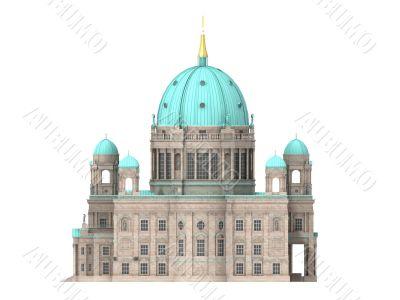 Berlin Dom 6