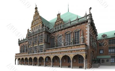 Bremen City Hall 5