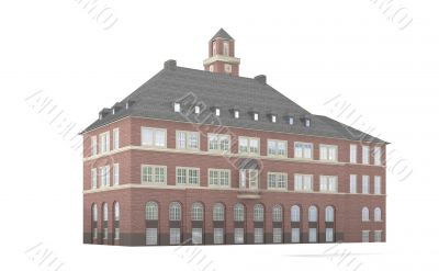 Bottrop City Hall 6