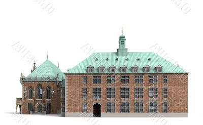 Bremen City Hall 9