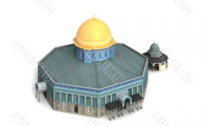 Dome of the Rock 2