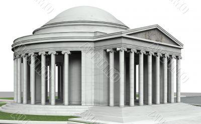 Jefferson Memorial 3