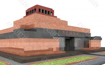 Lenin`s Mausoleum 3