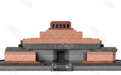 Lenin`s Mausoleum 1