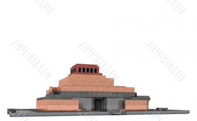 Lenin`s Mausoleum 2