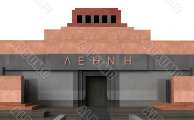 Lenin`s Mausoleum 5