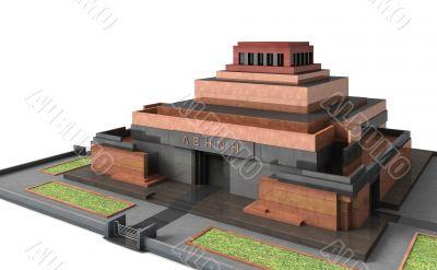 Lenin`s Mausoleum 4