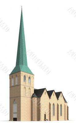 Petri church 1