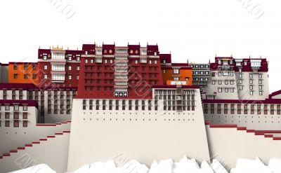 Potala palace 9
