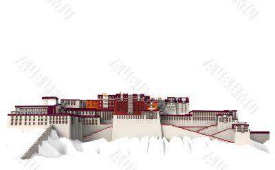 Potala palace 10