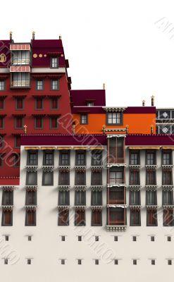 Potala palace 6