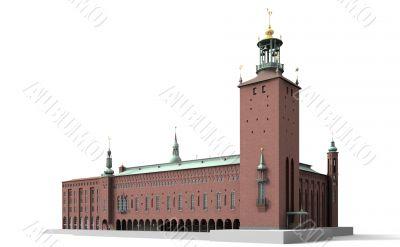 Stockholm City Hall 1