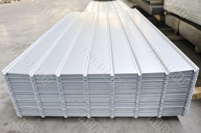 wave corrugated steel sheet