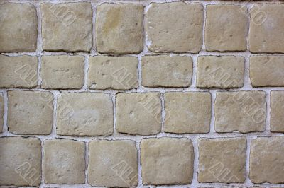 rows of blocks